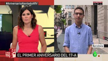 """Mohamed El Amrani, sobre el aumento de xenofobia tras el atentado de Barcelona: """"Existe el racismo, pero se ha entendido la diferencia entre religión y terorrismo"""