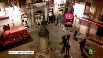 Vuelven a okupar el Palacio de Marqués de Rozalejo