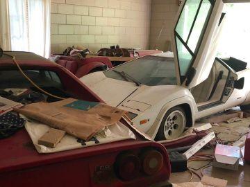 Un garaje lleno de sorpresas