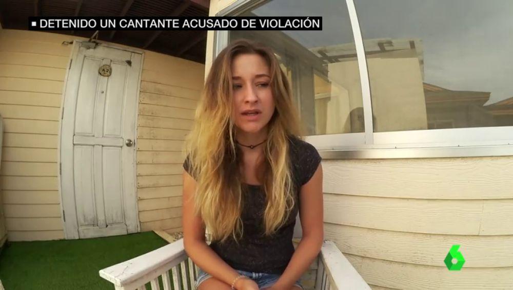 """El duro testimonio de una de las víctimas del cantante Saad Lamjarred: """"Me golpeó y me violó"""""""
