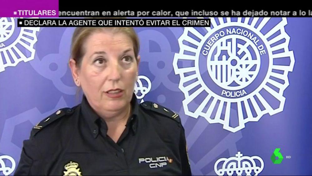 """El testimonio de la policía que intentó evitar el crimen de Alicante: """"Cuando llegué vi a dos personas sobre otra que ya estaba muerta"""""""
