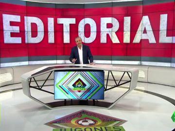 """Josep Pedrerol: """"En el Madrid ahora hay menos estrellas y más equipo. Más meritocracia y menos politiqueo"""""""