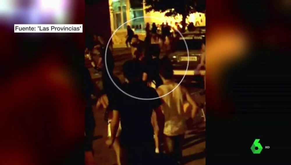 BORRADOR Dos heridos y un detenido en una pelea en las fiestas de Alfara de Patriarca, Valencia