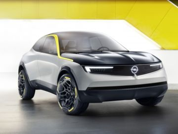 Opel GT Experimental