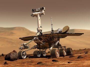 El Opportunity ha dejado de comunicarse con la NASA