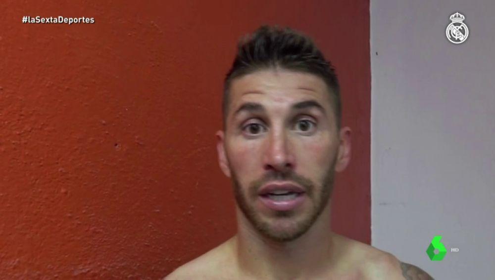 """Ramos explica por qué le dejo tirar el penalti a Benzema: """"El primer lanzador era yo pero no hay que ser egoísta"""""""