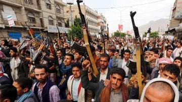 Crímenes de guerra en Yemen