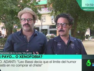 """Edu Galán, sobre el polémico monólogo: """"Si no llega a salir el chiste de Rober Bodegas, no se habla del pueblo gitano porque nos dan igual"""""""