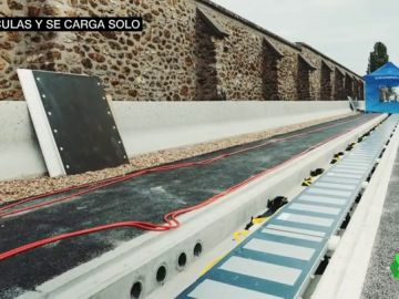 BORRADOR Un coche eléctrico necesita actualmente unas seis horas para conseguir una carga del 80%