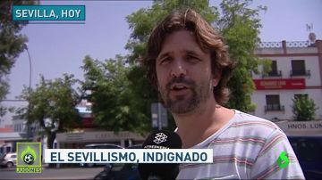 Indignacion Sevilla