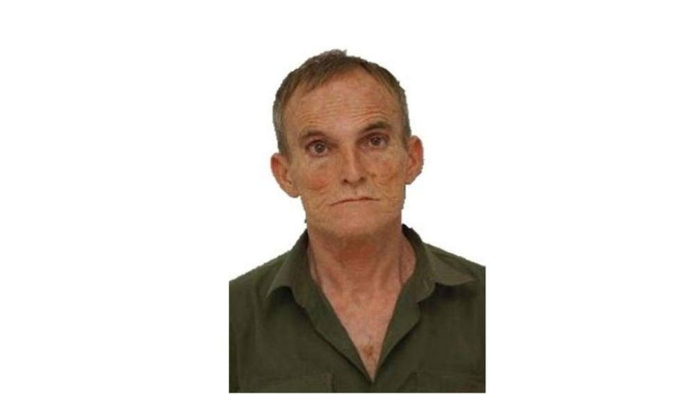 Imagen del preso fugado de la cárcel de Zaragoza en un traslado