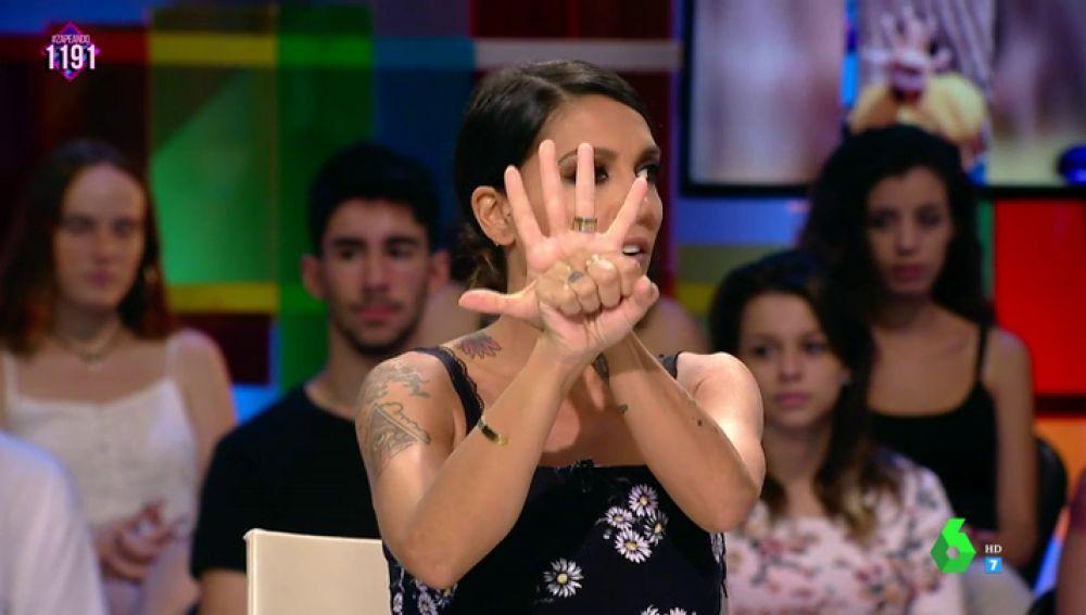 Los zapeadores se suman al 'Handchallenge', el flipante reto viral con el que tendrás una visión óptica