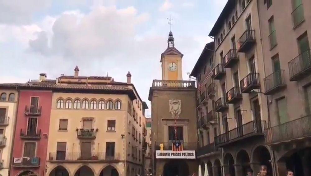Ayuntamiento de Vic, en Barcelona