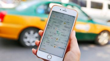 Aplicación Didi, similar a Uber