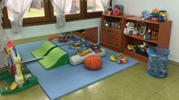 Jardín de infancia de Atención a la Infancia y a la Adolescencia