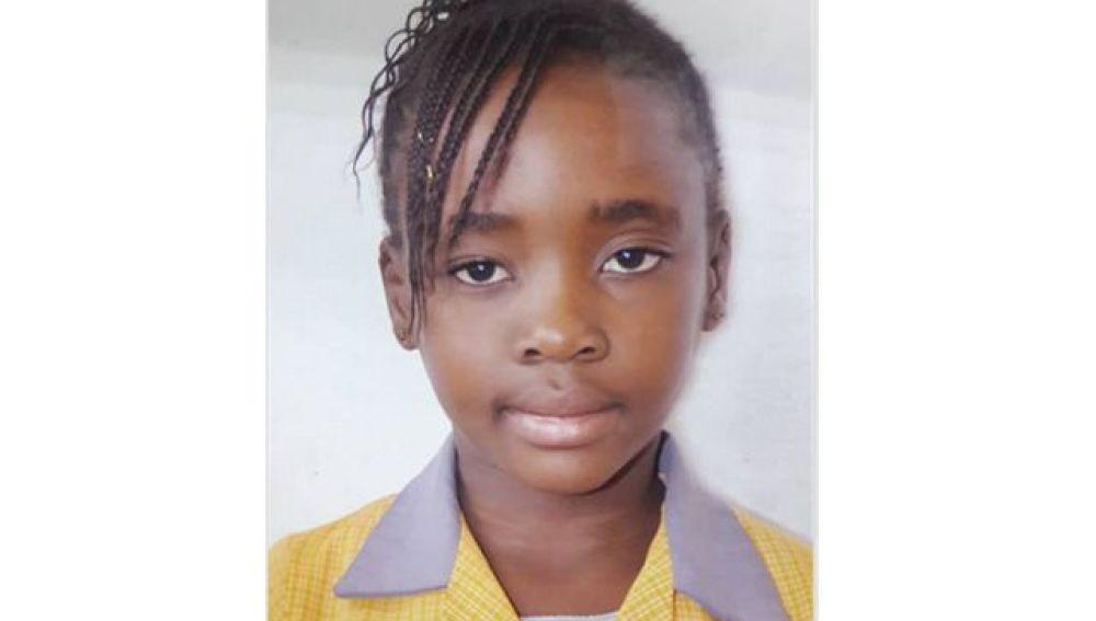 Cheryl Avihe Ujaha, la niña brutalmente asesinada en Namibia