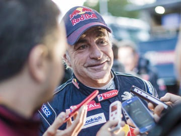 Carlos Sainz - Dakar