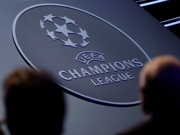 El logo de la UEFA Champions League