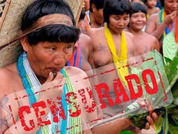 Indígenas Funai
