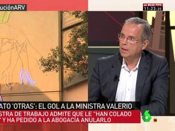 """Antonio Miguel Carmona, tras la legalización del sindicato de trabajadoras sexuales: """"No conozco a ninguna mujer que le gusté ser penetrada 20 veces al día"""""""
