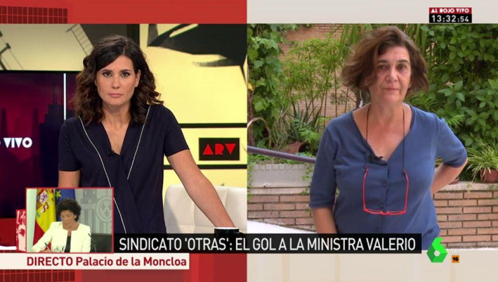 """Rosario Carracedo: """"La mercantilización del cuerpo de las mujeres no se puede transformar en una actividad laboral"""""""