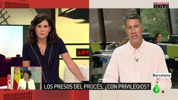"""Xavier García Albiol: """"Una parte de la población se está radicalizando. En Cataluña podemos acabar a bofetadas"""""""