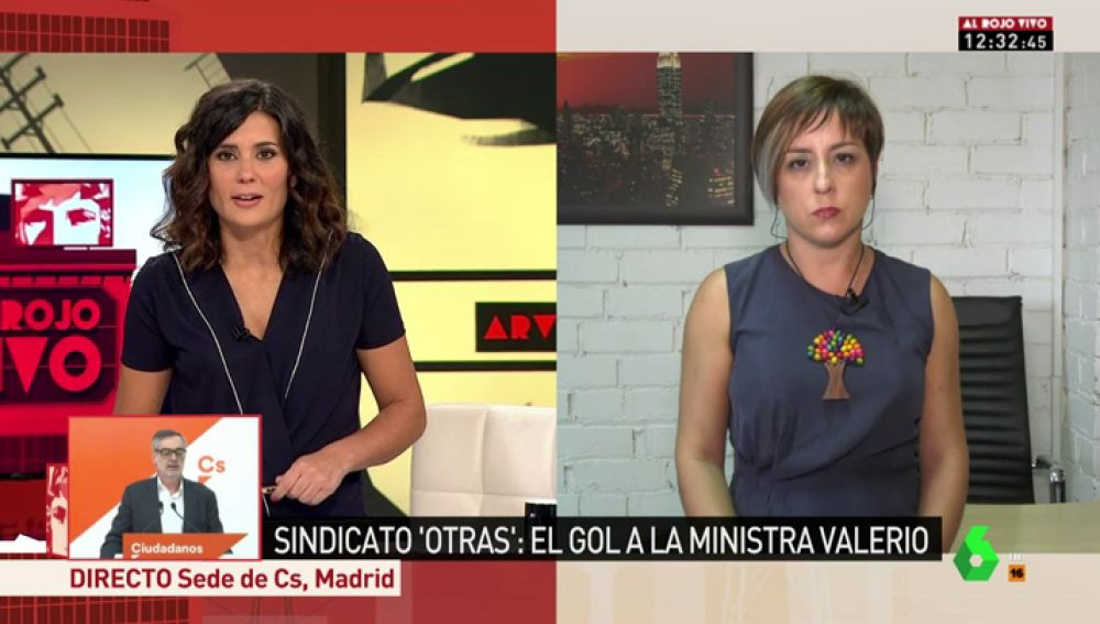 """Nuria González, tras la legalización del sindicato de trabajadoras sexuales: """"Este tipo de actos sólo beneficia a los proxenetas y a los puteros"""""""