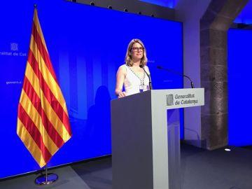 Calvo y Artadi se reunieron el miércoles en Madrid