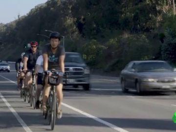 Un grupo de 'dreamers' recorre EEUU en bicicleta para pedir la ciudadanía para todos los desprotegidos que viven en el país