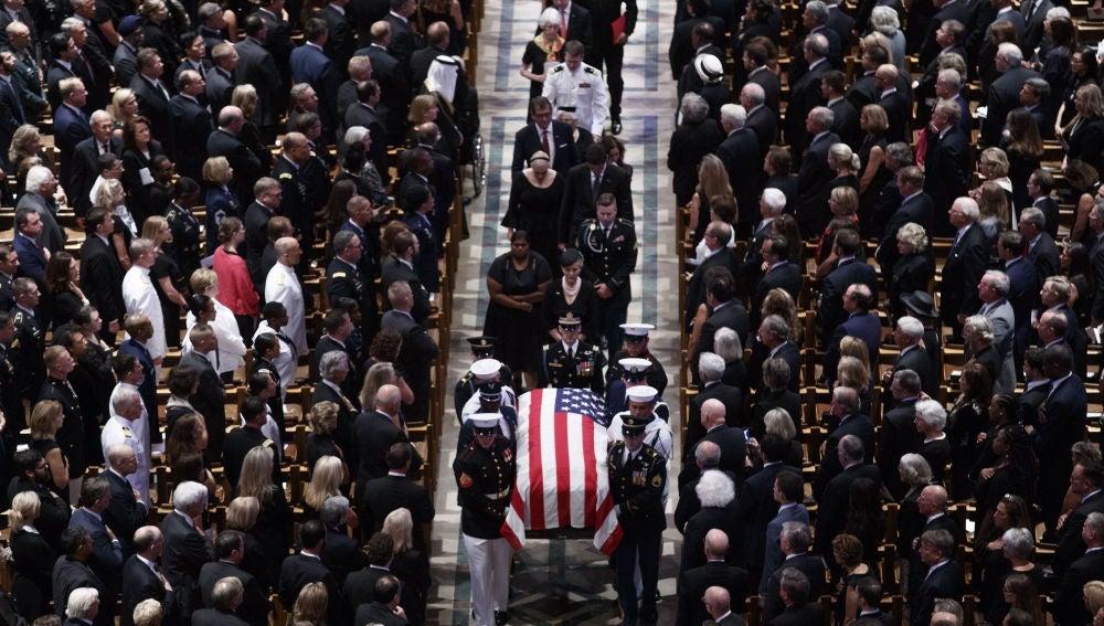 Funeral de McCain