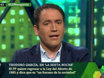Teodoro García sobre el aborto