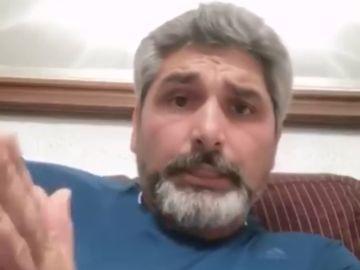 El padre de Mari Luz Cortés, Juan José Cortés