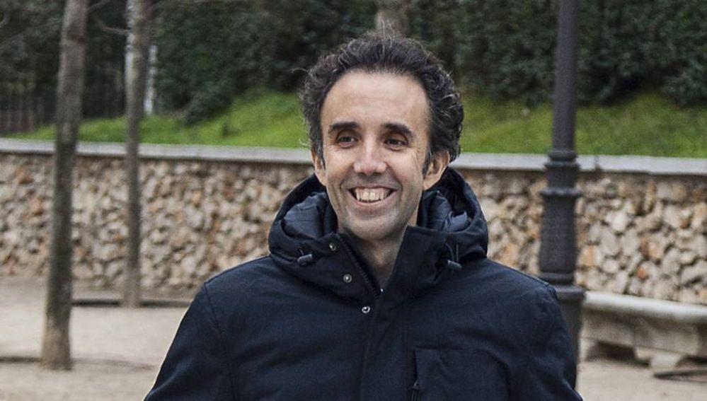 El periodista Alejandro Bolaños