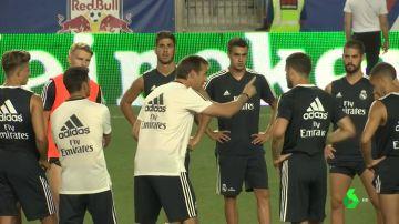 Vinicius, Marcelo, Courtois... a Lopetegui no le tiembla el pulso en su primer curso en el Real Madrid