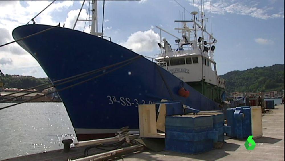 Aita Mari, el barco para ayudar a refugiados