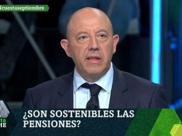 Gonzalo Bernardos, experto en Economía