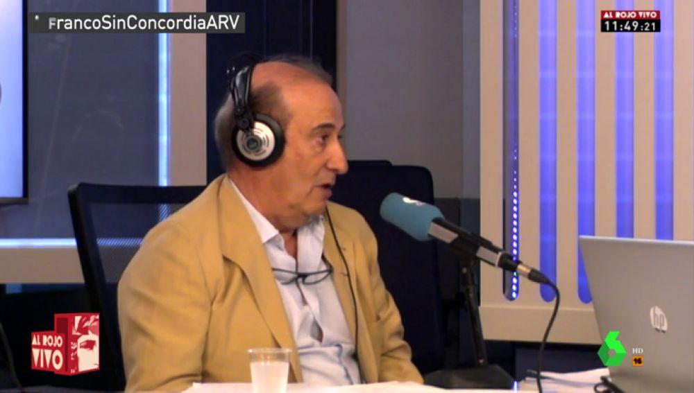 """Francis Franco avisa que no facilitará que se juegue con la """"momia"""": recurrirá al Defensor del Pueblo para impugnar la exhumación"""