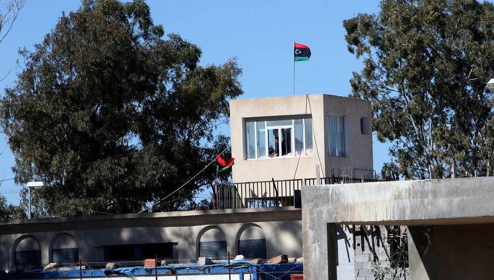 Imágen de archivo de la prisión Ain Zara