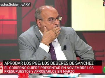 """""""Elecciones generales en marzo de 2019"""": el pronóstico de Enric Juliana si Sánchez no saca los Presupuestos adelante"""