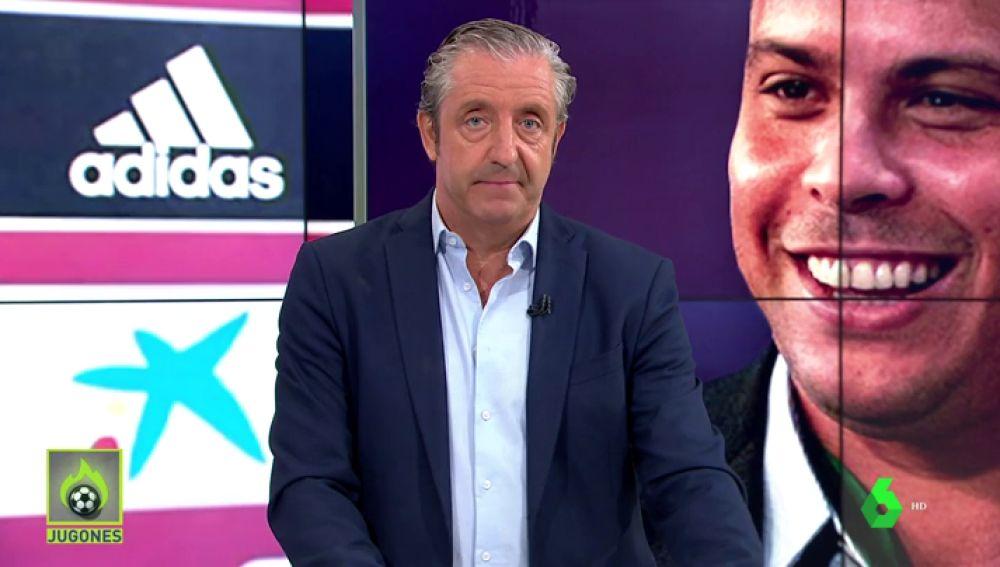 Ronaldo Nazário se convierte en el máximo accionista del Real Valladolid