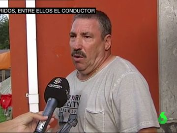 """Hablan los testigos del accidente de autobús en Avilés: """"Vi a una persona que no se movía colgando de la ventanilla"""""""