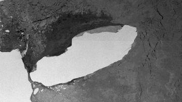 Iceberg gigante