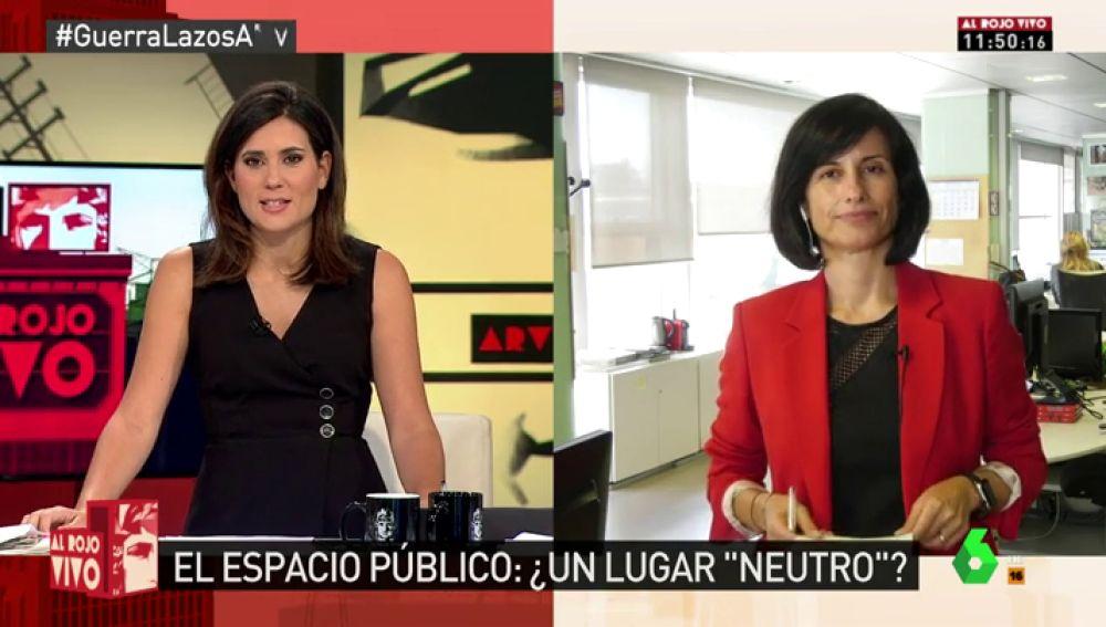 """Lola García: """"Torra dice que no piensa acatar la sentencia del 'procés' si es condenatoria"""""""