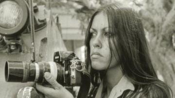 Françoise Demulder, la primera mujer que ganó el premio World Press Photo