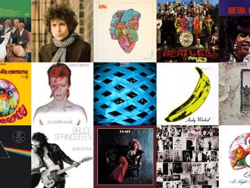 Los mejores discos de la música