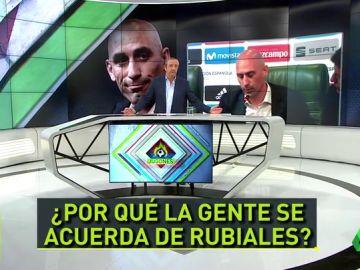 """Josep Pedrerol: """"Todo el mundo tiene derecho a equivocarse. Incluso Luis Rubiales"""""""