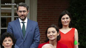 Màxim Huerta y Carmen Montón