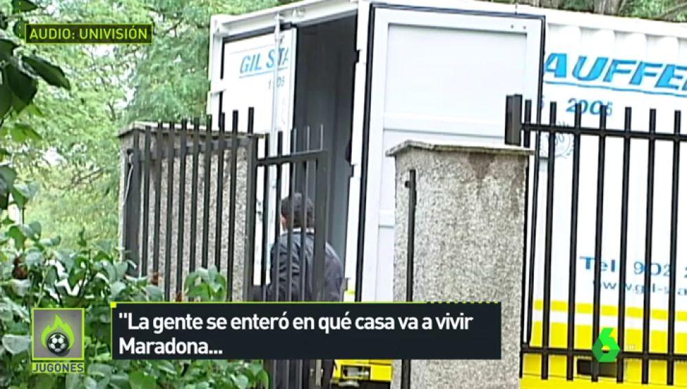 Maradona vecindario