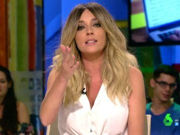 """La canción de Anna Simon a Pablo Casado tras la dimisión de Carmen Montón: """"¿Y la tuya pa' cuando?"""""""