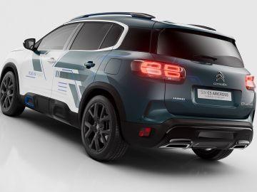 Citroën C5 Aircross SV Hybrid Concept